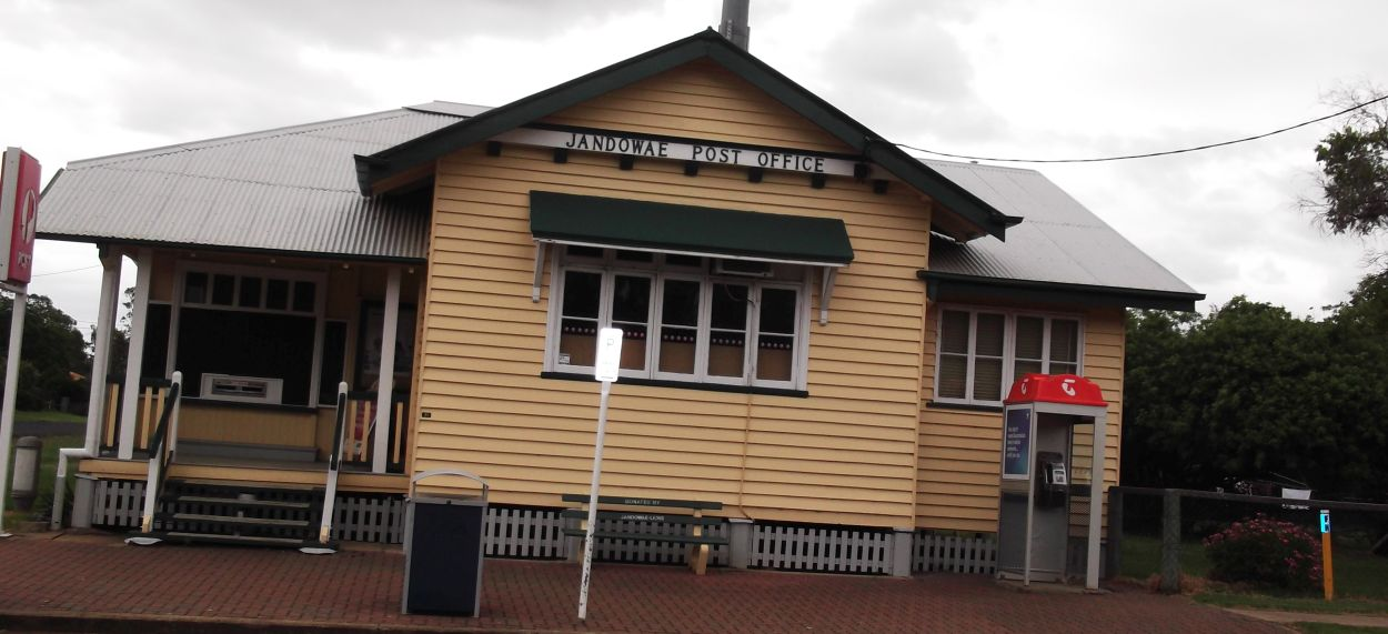 Darling Downs,Post Office,1065